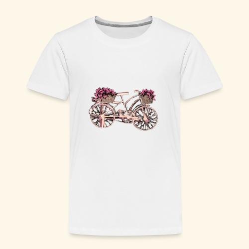 Vintage bike - Kids' Premium T-Shirt