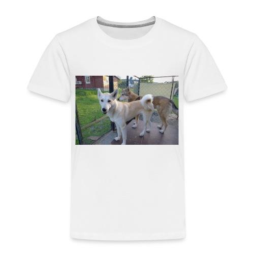 L1000041 - Premium T-skjorte for barn