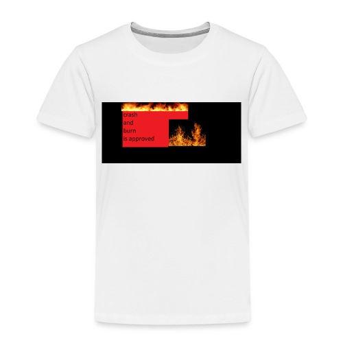 crash and burn - Kids' Premium T-Shirt