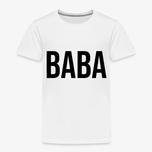 BABA - Kinder Premium T-Shirt