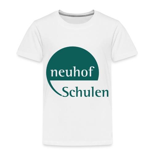 Logo neuhof Schulen - Kinder Premium T-Shirt