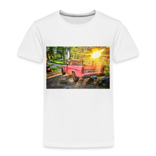 Dodge Sweptline one sunny evening - Premium-T-shirt barn