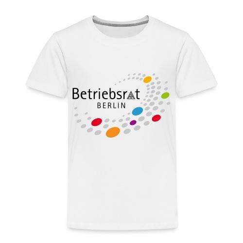 visteon button - Kinder Premium T-Shirt