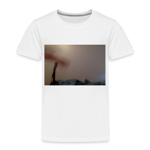 hej - Premium-T-shirt barn