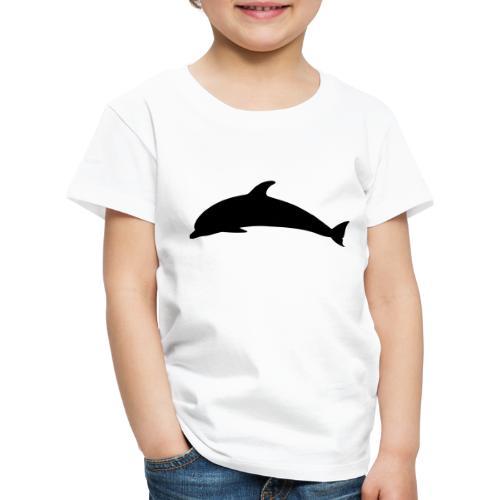 T-Shirt Dolphin - Kinder Premium T-Shirt