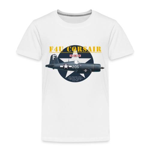 F4U Jeter VBF-83 - T-shirt Premium Enfant