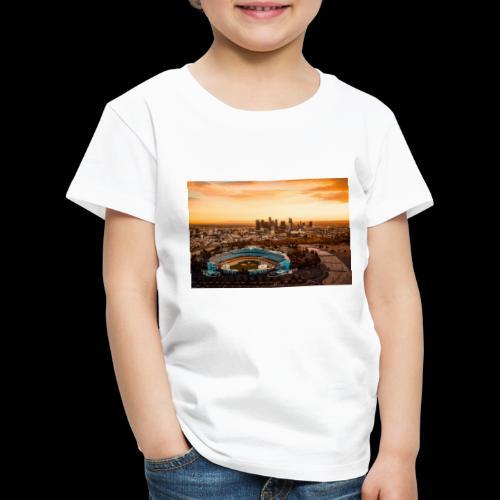 #phils.LA - Dodgers Stadion - Kinder Premium T-Shirt