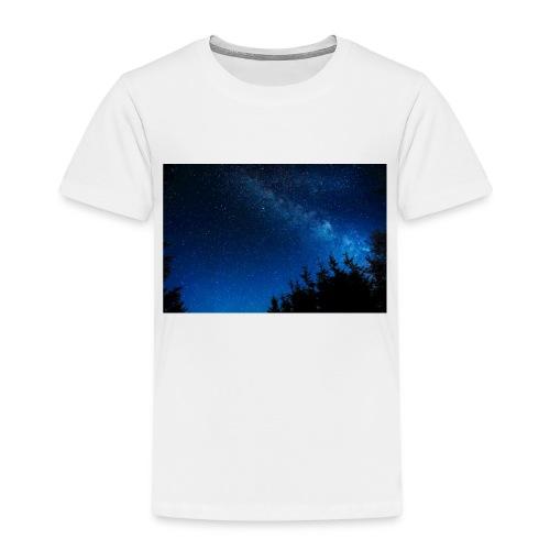 sterrenhemel afdruk/print - Kinderen Premium T-shirt