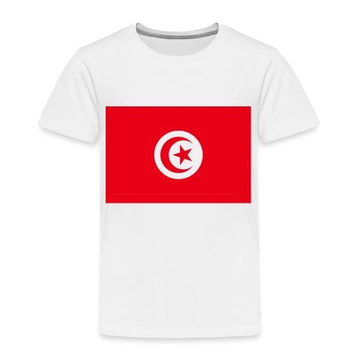 TUNESIA FREE - Maglietta Premium per bambini