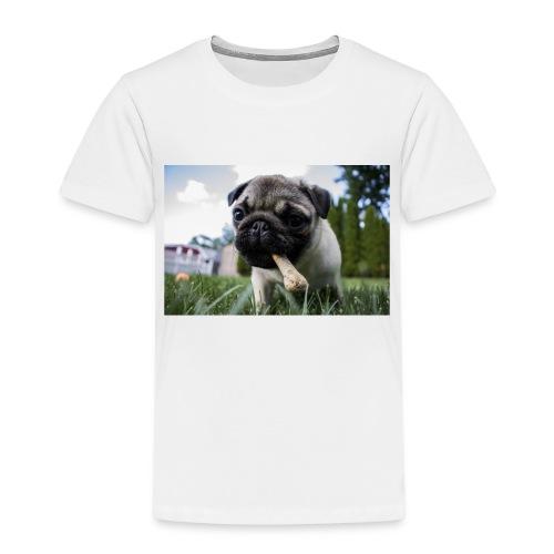 puppy dog - Kinder Premium T-Shirt