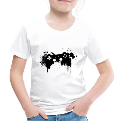 Speel harde controller - Kinderen Premium T-shirt