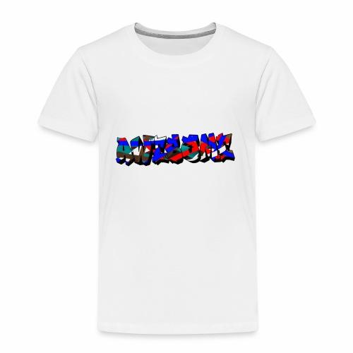 awesome street - Kinderen Premium T-shirt