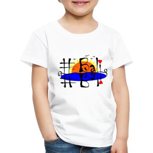 Hashtag Bali - Kinder Premium T-Shirt