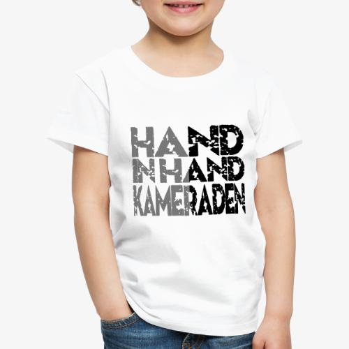 Hand In Hand - Kinderen Premium T-shirt