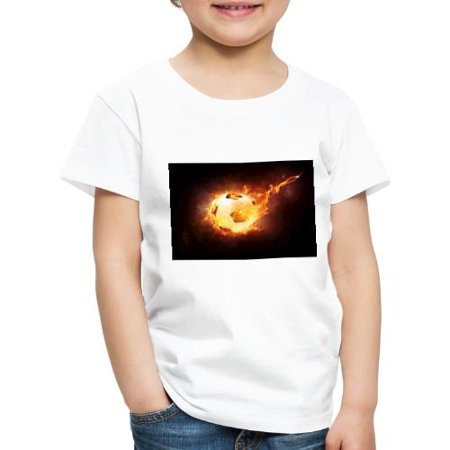 Ballon en feu - T-shirt Premium Enfant
