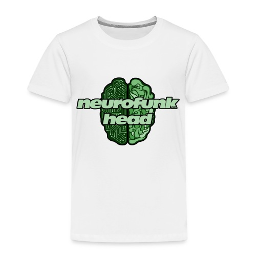 N4B Neurofunkhead Design - Maglietta Premium per bambini