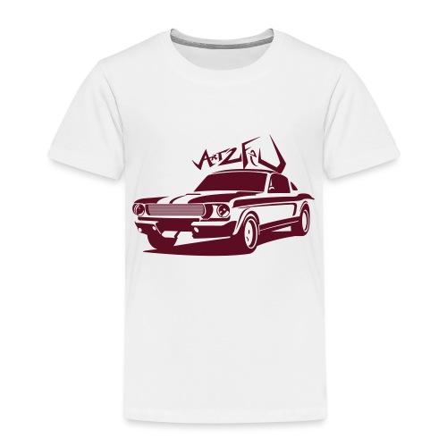 american_car__art2feu - T-shirt Premium Enfant