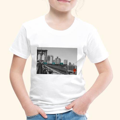 Brooklyn bridge - Maglietta Premium per bambini