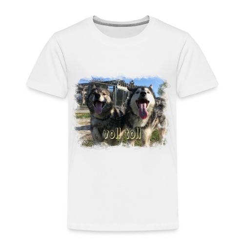 Voll toll - Kinder Premium T-Shirt