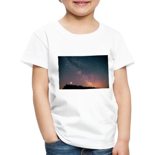 Milchstraße Fotografie Galaktisches Zentrum - Kinder Premium T-Shirt