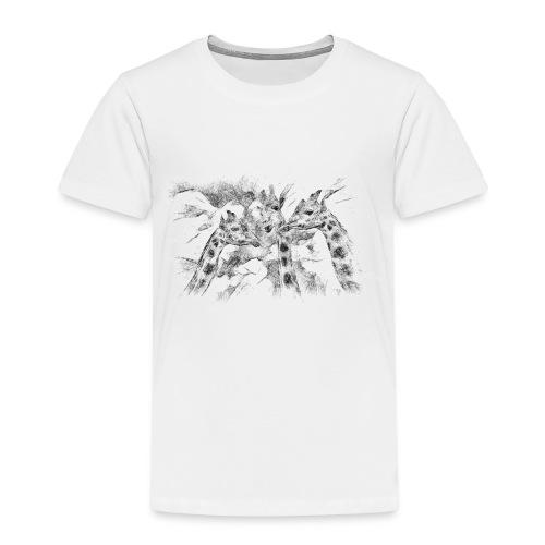 les girafes bavardes - T-shirt Premium Enfant