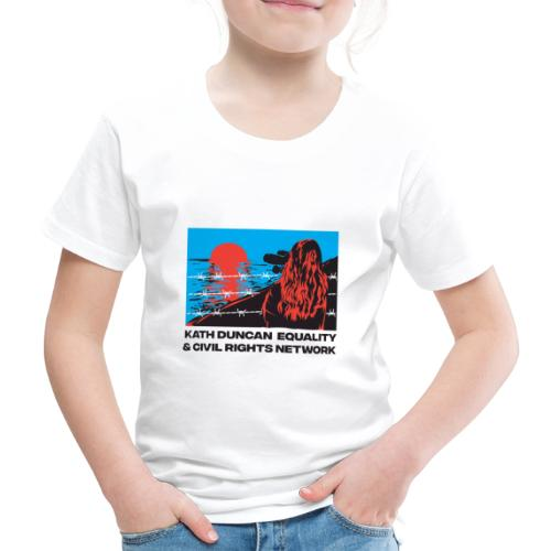 Kath Duncan Equality and Civil Rights Network - Kids' Premium T-Shirt
