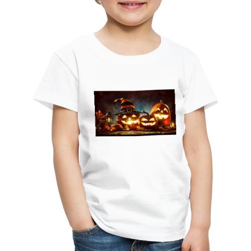 halloween horror party - Maglietta Premium per bambini