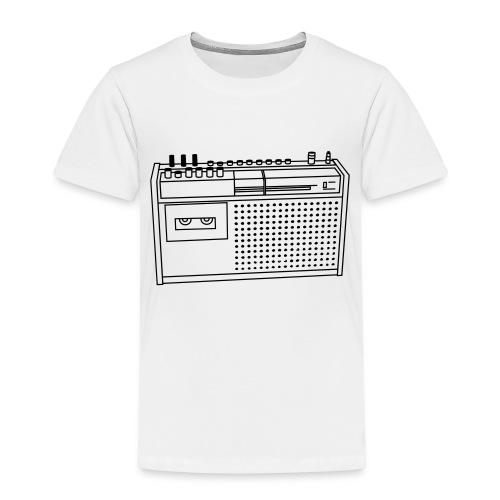 Rekorder R160 - Kinder Premium T-Shirt