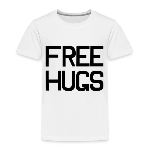 FREE HUGS - Kinderen Premium T-shirt