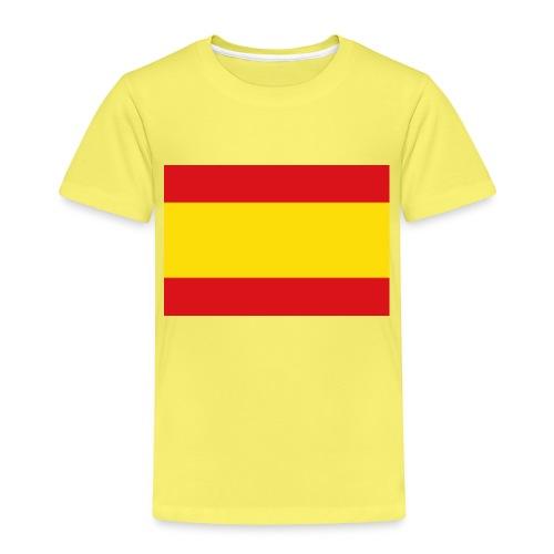 vlag van spanje - Kinderen Premium T-shirt