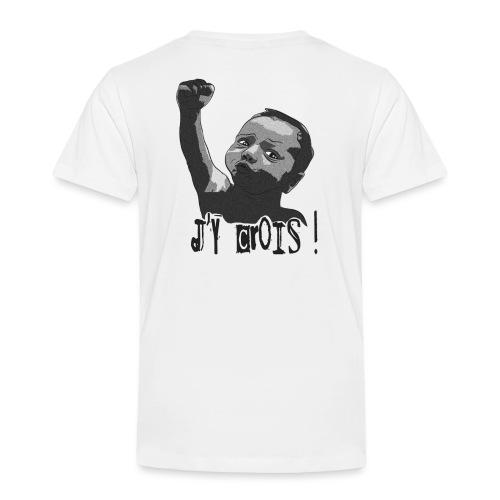 I got ze power sombre petit png - T-shirt Premium Enfant