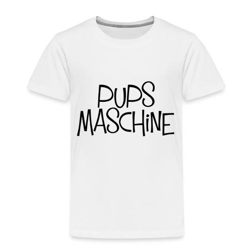 PupsMaschine - Kinder Premium T-Shirt