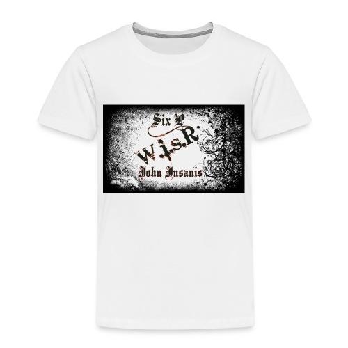 Six P & John Insanis WisR Huppari - Lasten premium t-paita