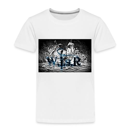 Naisten T-Paita - Lasten premium t-paita