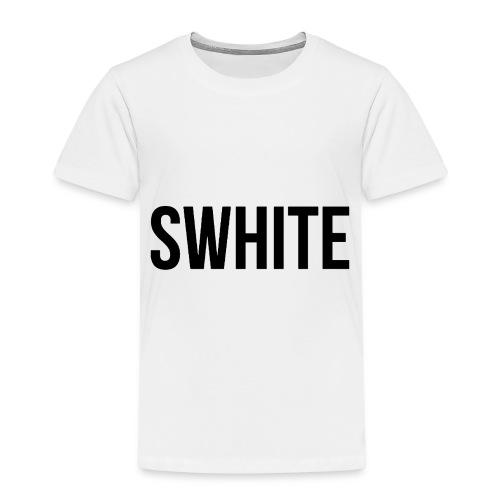 Swhite - Kinderen Premium T-shirt