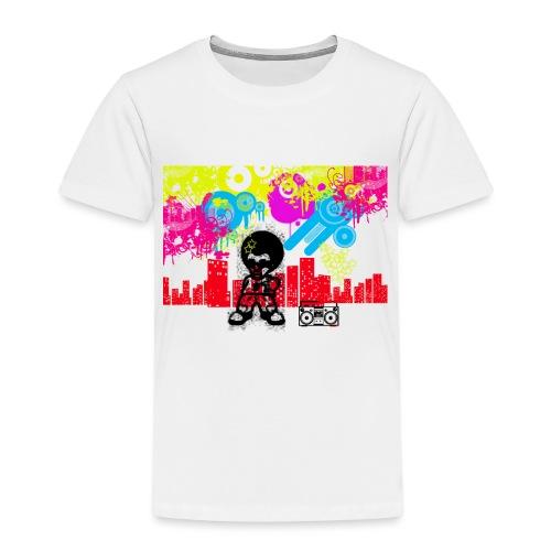 Borse personalizzate con foto Dancefloor - Maglietta Premium per bambini