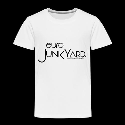 The Junkyard Snapback - Kids' Premium T-Shirt