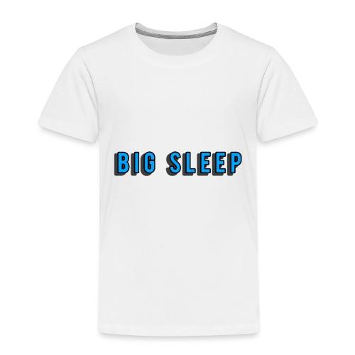 Letter No. one - Kids' Premium T-Shirt