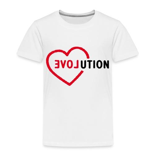 evolution by Punktzebra brands - Kinder Premium T-Shirt