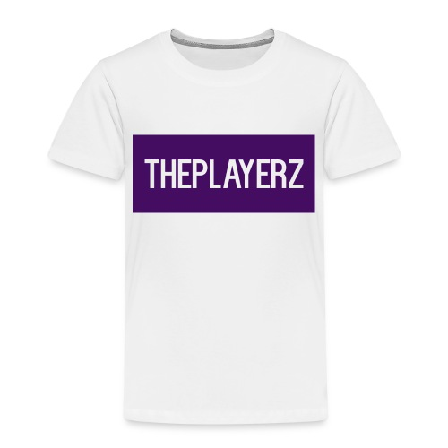 The PlayerZ Long sleeve Top - Kids' Premium T-Shirt