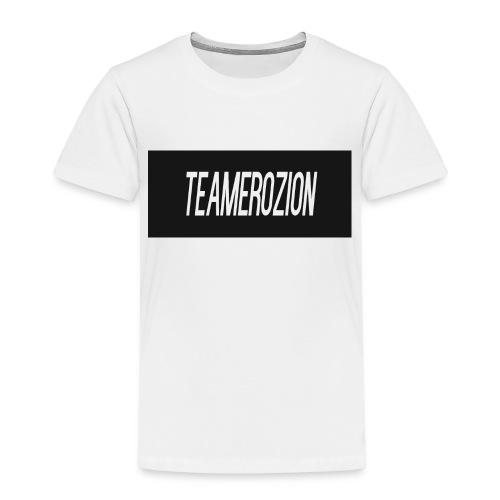 TeamErozion snapback - Kids' Premium T-Shirt