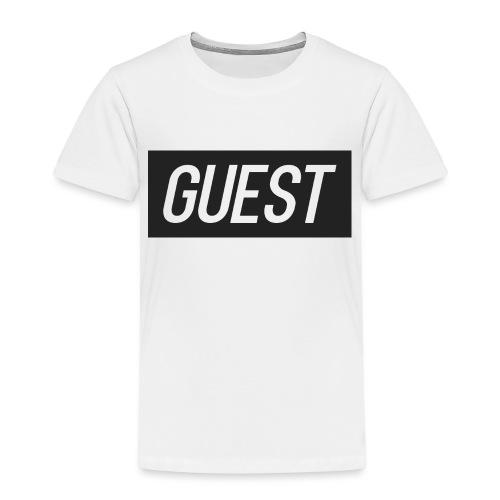 G-rectangle (grey) - Kids' Premium T-Shirt