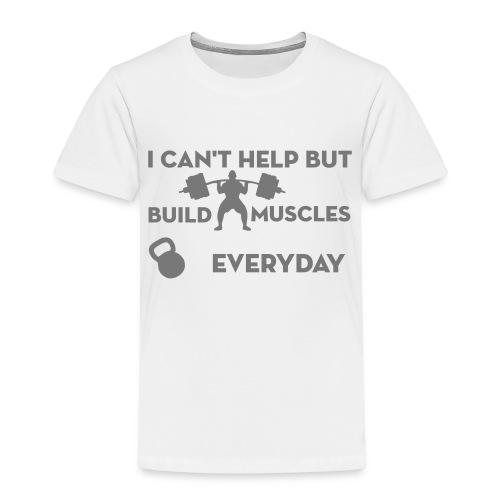 puissance-lift-weight - T-shirt Premium Enfant