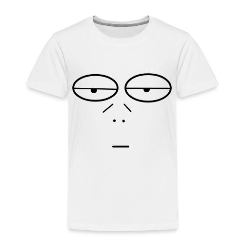 Volto Lenzuolo - Maglietta Premium per bambini
