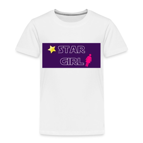 Star Girl - T-shirt Premium Enfant
