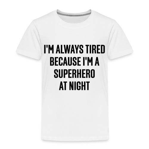 REAL BLONDE - Kinder Premium T-Shirt