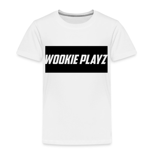 WOOKIE PLAYz HOODIE - Kids' Premium T-Shirt