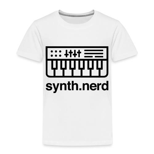 Synth Nerd - Kids' Premium T-Shirt