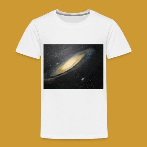 Andromeda - Mark Noble Art - Kids' Premium T-Shirt
