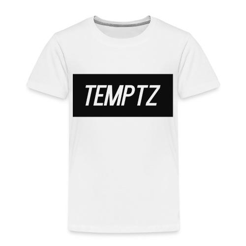 TempTz Orignial Hoodie Design - Kids' Premium T-Shirt